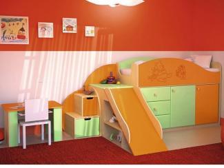 Детская Витамин Р - Мебельная фабрика «Династия»