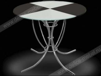 Стол стеклянный Арфа
