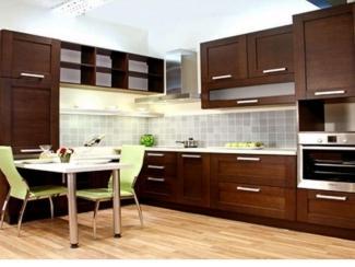 Кухня Массив 1 - Мебельная фабрика «Адаш»