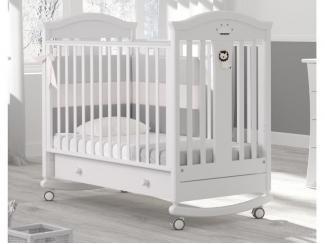 Детская кроватка-качалка  Гандылян Даниэль - Мебельная фабрика «Гандылян»