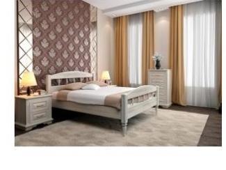Кровать Флоренция - Мебельная фабрика «Дримлайн», г. Балашиха
