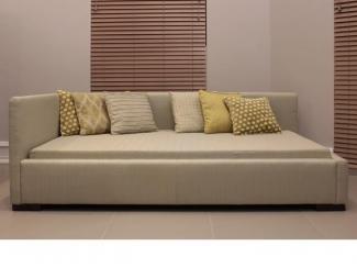 Стильная кровать Due
