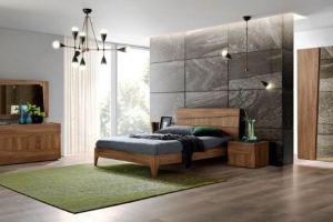 Спальный гарнитур STORM - Импортёр мебели «Camelgroup (Италия)»