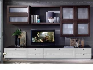 Гостиная стенка Аманта - Мебельная фабрика «Кухни Премьер»