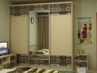 Шкаф - купе Модель 220 - Мебельная фабрика «Паганель»
