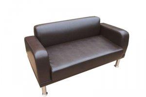 Прямой офисный диван - Мебельная фабрика «Алина», г. Москва