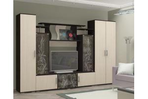 Мебель для гостиной со шкафами Виста  - Мебельная фабрика «МиФ»