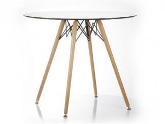 Стол APM-3064 круглый  - Мебельная фабрика «Металл Плекс»