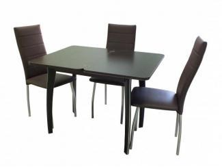 Стол Сдела и стулья Азалия - Мебельная фабрика «Ликсин»