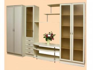 Гостиная стенка Каскад 4 - Мебельная фабрика «Мистер Хенк»
