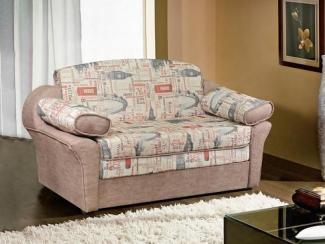 Диван прямой Лотос-2 - Мебельная фабрика «Новый Взгляд»