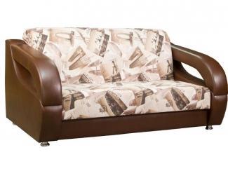 Диван 2-х местный Аккордеон - Мебельная фабрика «СибМебель»