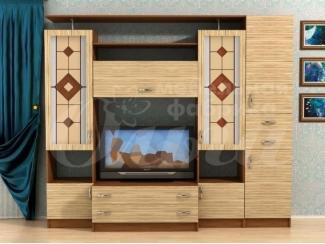 Горка в классическом стиле Атланта  - Мебельная фабрика «Ольга»