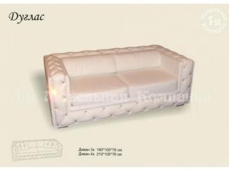 Прямой диван Дуглас - Изготовление мебели на заказ «1-я мебельная компания», г. Нижний Новгород