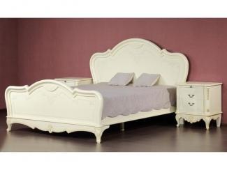 Кровать Парма 58-02/59-02 - Мебельная фабрика «Юта»