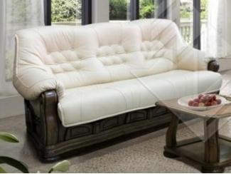 Светлый диван Гамлет - Мебельная фабрика «Молодечномебель»