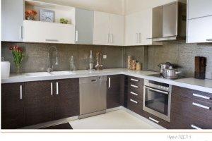 Кухня ЛДСП 8 - Мебельная фабрика «ПластДекор»