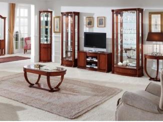 Гостиная Композиция 01 - Импортёр мебели «Мебель Фортэ (Испания, Португалия)», г. Москва