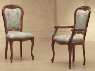 Cтул с мягким сиденьем и спинкой Lady - Импортёр мебели «Spazio Casa»