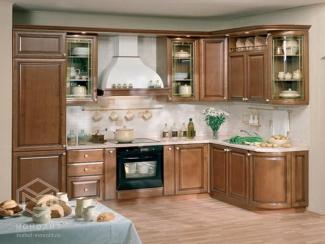 Кухонный гарнитур угловой Эхмея 1 - Мебельная фабрика «Монолит»