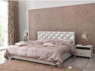 Кровать 003 - Изготовление мебели на заказ «Ре-Форма», г. Уфа