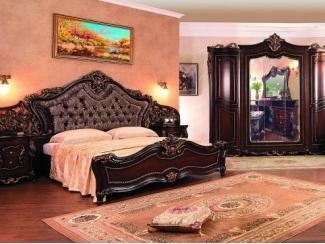 Спальный гарнитур Эсмеральда - Мебельная фабрика «Буденновская мебельная компания»