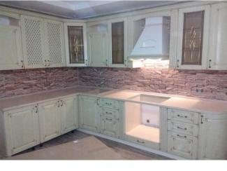 Кухня ПАТИНА Реверанс - Мебельная фабрика «Кухни Дизайн»