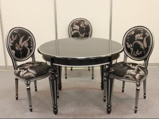 Обеденная группа Грация 1 - Мебельная фабрика «Мебель-альянс»
