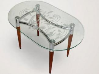 Стол журнальный Салют - Мебельная фабрика «Светличных»