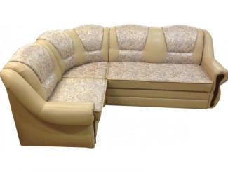 Угловой диван Бостон 1 - Мебельная фабрика «Diva-N»
