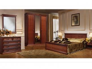 Спальня Амелия-1 ГМ 8070 - Мебельная фабрика «Гомельдрев», г. - не указан -