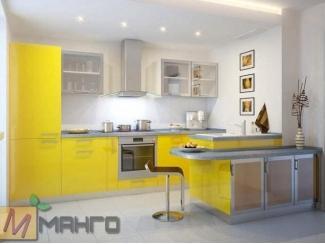 Яркая кухня Эмма - Мебельная фабрика «Манго»