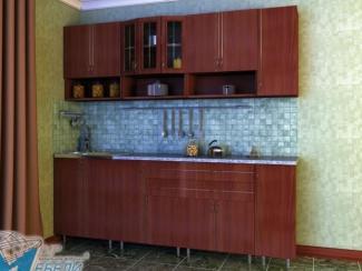 кухня прямая «Виктория 1» - Мебельная фабрика «Мир мебели»