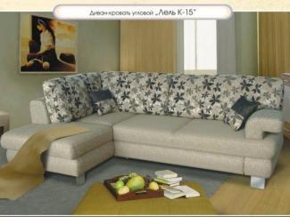 Угловой диван Лель К-15
