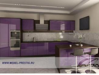 Кухонный гарнитур угловой ВИОЛА