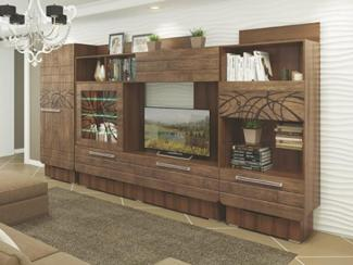 Гостиная Адель Компл 3 - Мебельная фабрика «МСТ. Мебель»