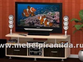 Тумба для телевизора ТВ-13 - Мебельная фабрика «Пирамида»