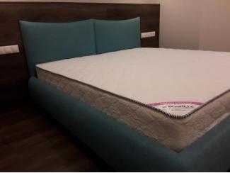 Кровать двуспальная для спальни - Мебельная фабрика «Софт»