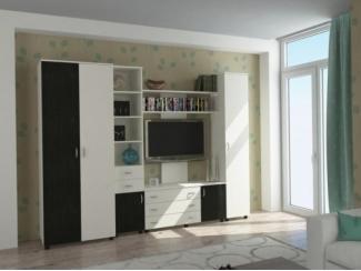Стенка РИТМ-1 модульная - Мебельная фабрика «Баронс»