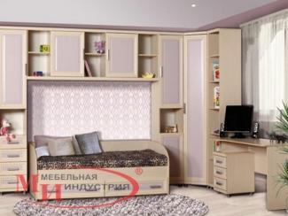 Детская Дана - Мебельная фабрика «Мебельная Индустрия»