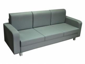 Классический трехместный диван  Офисный 1 - Мебельная фабрика «Роден»