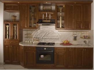 Кухня из массива 1 - Салон мебели «Ренессанс»