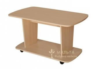 Простой журнальный стол 15  - Мебельная фабрика «Мальта»