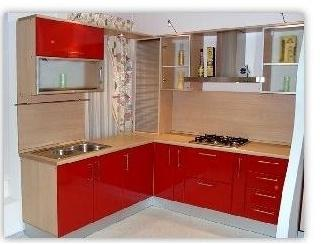 Кухня 0100-07 - Мебельная фабрика «Орион»