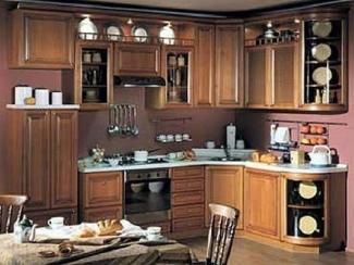 Кухонный гарнитур угловой Массив - Мебельная фабрика «Сангар-М»