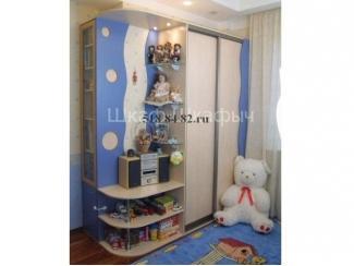 Шкаф-купе в детскую  - Изготовление мебели на заказ «Шкаф-Шкафыч»