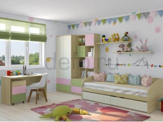 Детская Next / Некст - Мебельная фабрика «Дэфо»
