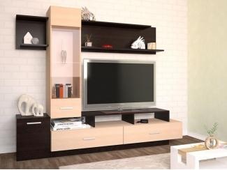 Гостиная Аризона 8 - Мебельная фабрика «Центр мебели Интерлиния»