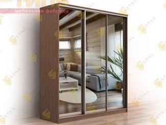 Шкаф-купе Версаль 3-х+3з - Мебельная фабрика «Стиль»