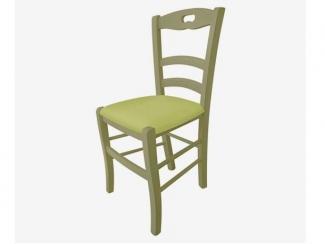 Зеленый стул Флореале верде - Мебельная фабрика «Кухни Медынь», г. Калуга